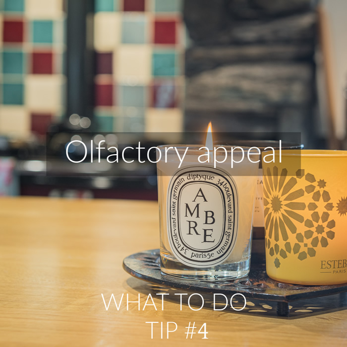 Olfactory appeal